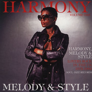 Soul Jazz Records presents - Harmony, Melody & Style - Lovers Rock and Rare Groove in the UK 1975-92 LP 1