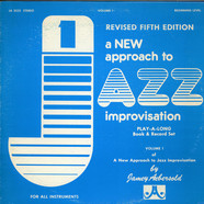 Jamey Aebersold - A New Approach To Jazz Improvisation Vol.1