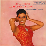 Lena Horne - Lena Horne At The Waldorf Astoria