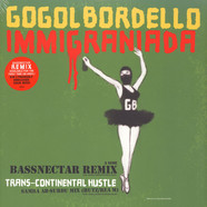 Gogol Bordello - Immigraniada Colored Vinyl