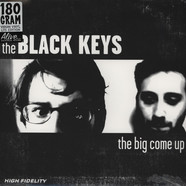 Black Keys, The - The Big Come Up 180g Virgin Vinyl Edition