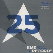 Reese / R Tyme - KMS 25th Anniversary Classics Vinyl Sampler 4