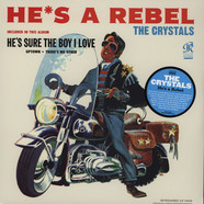 Crystals - He's A Rebel