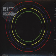 Bloc Party - Four Deluxe Edition