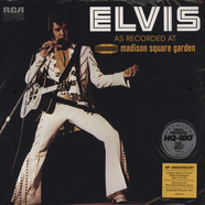 Elvis Presley - Elvis: As Recorded At Madison Square Garden