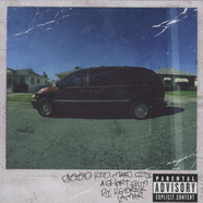 Kendrick Lamar - Good Kid: M.a.a.d City Deluxe Version