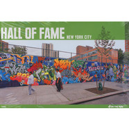 Alain KET Mariduena - Hall of Fame New York City Hardcover