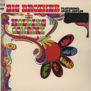 Big Brother & The Holding Company Feat. Janis Joplin - Big Brother & The Holding Company Feat. Janis Joplin