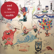 MED, Blu & Madlib - The Burgundy EP