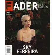 Fader Mag - 2013 - August / September - Issue 87