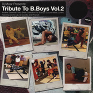 DJ Moar - Tribute To B-Boys Volume 2