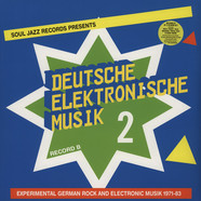 Deutsche Elektronische Musik - Volume 2 - Experimental German Rock and Electronic Music 1972-83 LP 2