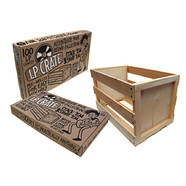 Crate Farm - LP Crate (Assembly Kit)