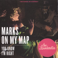 Launderettes - Marks On My Map