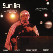 Sun Ra & His Intergalactic Arkestra - Live At The Ann Arbor Blues & Jazz Fest 1973