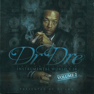 Dr.Dre - Instrumental World 38 Volume 2