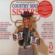 Soul Jazz Records presents - Country Soul Sisters 2 - Women in Country Music 1956-79