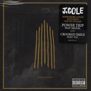 J.Cole - Born Sinner