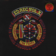 Ed Banger Records - Ed Rec Volume X