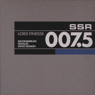 Lord Finesse - Inconsiderate Females Silver Vinyl Edition