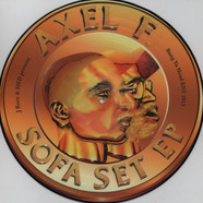 Axel F. (J.Rocc & MED) - Sofa Set EP Picture Disc Edition