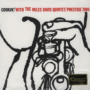Miles Davis Quintet, The - Cookin' With The Miles Davis Quintet