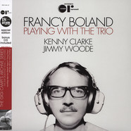 Francy Boland - Playing With The Trio
