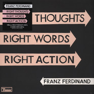Franz Ferdinand - Right Thoughts Right Words Right Action