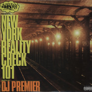DJ Premier - New York Reality Check 101 Colored Vinyl Version