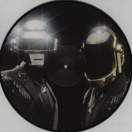 Daft Punk - Get Lucky Remixes Part 3 Feat. Pharrell Williams & Nile Rogers Picture Disc Edition