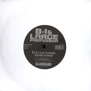 B-1 & Large Professor / O.C. & Da Beatminerz - Hands Of Time / Spitgame