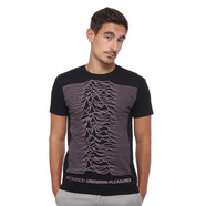 Joy Division - Oversized Placement Print T-Shirt