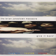 Brian Jonestown Massacre, The - Give It Back! Blue Vinyl Edition