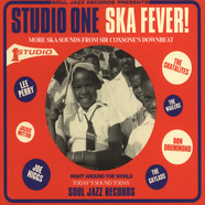 V.A. - Studio One Ska Fever! More Ska Sounds from Sir Coxsone's Downbeat 1962-1965
