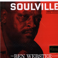 Ben Webster - Soulville 45RPM, 200g Vinyl Edition