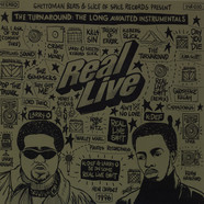 Real Live - The Long Awaited Instrumentals Green Vinyl Edition