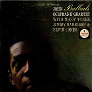 The John Coltrane Quartet - Ballads