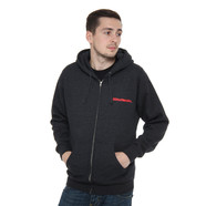 Brainfeeder - Type Logo Zip-Up Hoodie