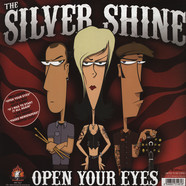Silver Shine / The Rocketz - Open Your Eyes Split LP