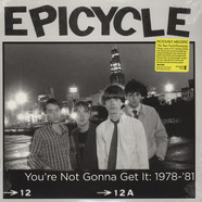 Epicycle - You're Not Gonna Get It - 1978-81