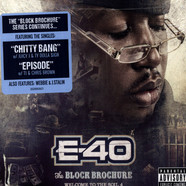 E-40 - Block Brochure: Welcome To The Soil Volume 4