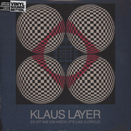 Klaus Layer - Es Ist Wie Ein Kreis (It's Like A Circle) Colored Vinyl
