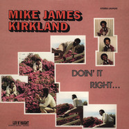 Mike James Kirkland - Doin' It Right Red Vinyl Edition