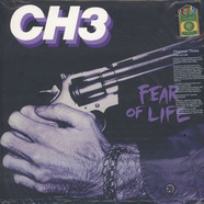 Channel Three - Fear of Life Colored Vinyl Edition