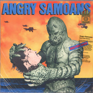 Angry Samoans - Back From Samoa Colored Vinyl Edition
