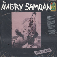 Angry Samoans - Inside My Brain Colored Vinyl Edition
