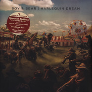 Boy & Bear - Harlequin Dream