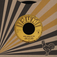 Jerry Lee Lewis - Great Balls of Fire /You Win Again