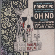 Prince Po & Oh No - Animal Serum