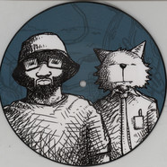 Audessey & A Cat Called Fritz - By Design / The Hop Picture Disc Edition
